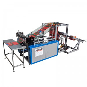 PP Woven Bags Cold Cutting Machine