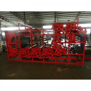 Front And Back Printing Machine