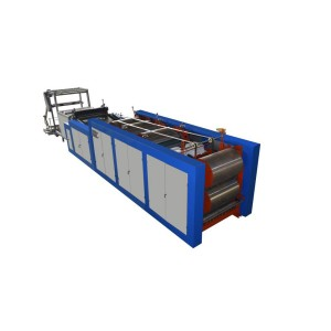 Automatic Cutting And Printing Machine