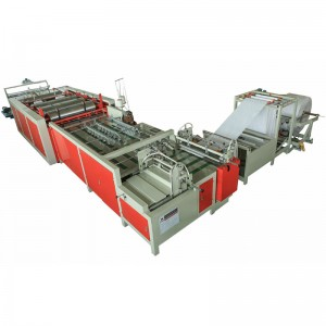 Automatic Cutting & Sewing & Printing...