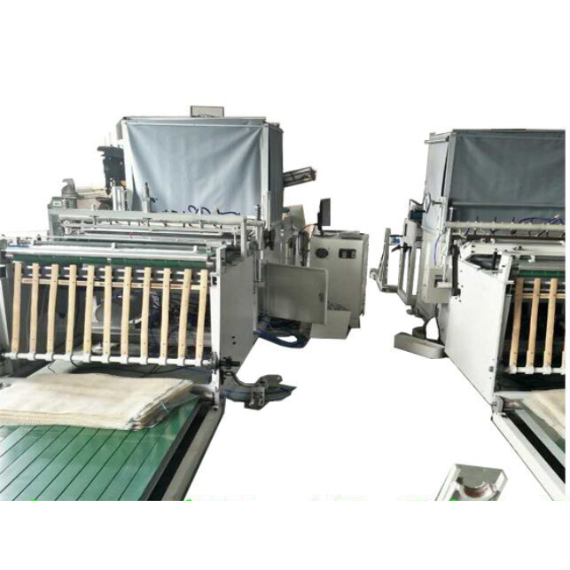 Mesh Bags Cutting Machine Featured Image