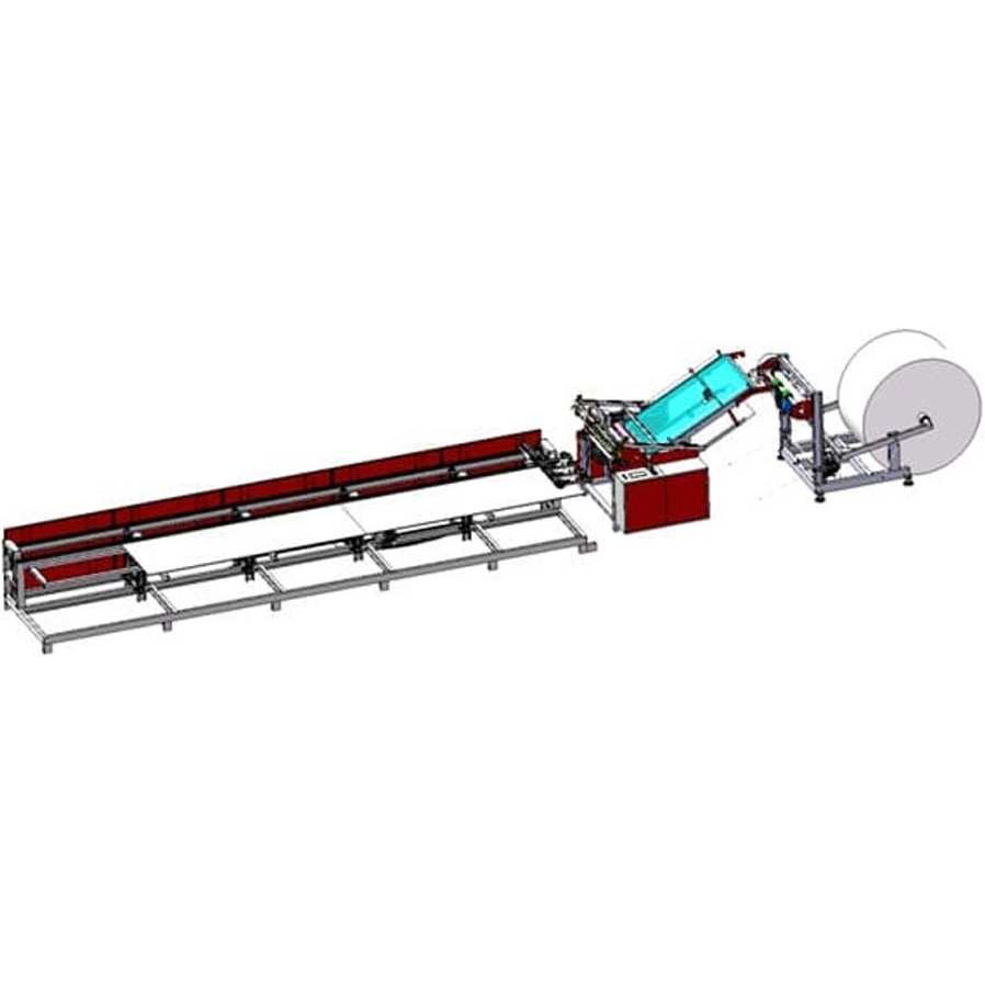 Auto Cutting Long Bags Machine Featured Image