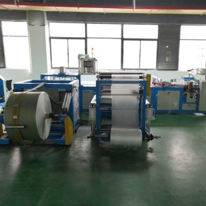 Automatic Cutting & Inserting & Sewing