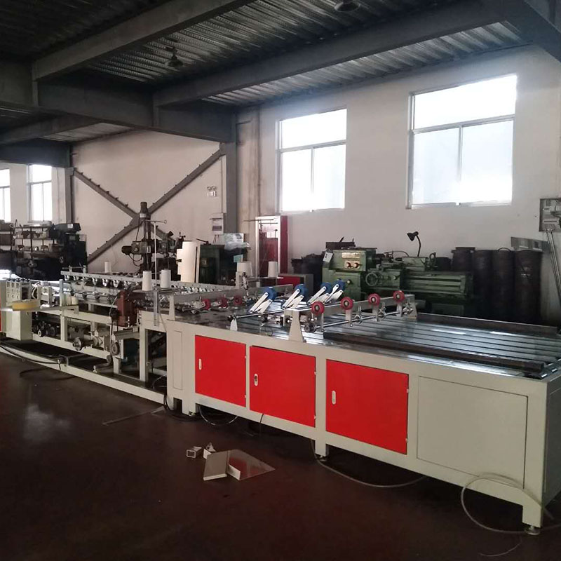 Full Automatic Container Air Bags & Dunnage Air Bags Making Machine Featured Image