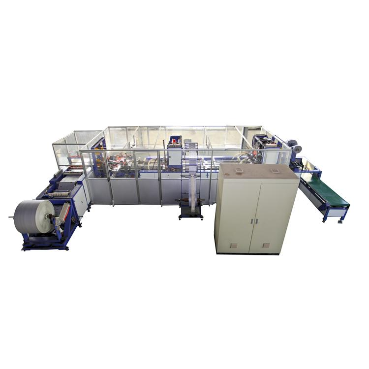 PP Woven Cement Bag Making Machine Featured Image